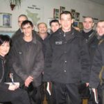 Christian inmates group in Russia
