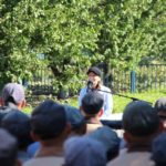 Prison concert in Ukraine